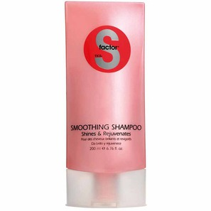 TIGI S-FACTOR SMOOTHING SHAMPOO - 200ml