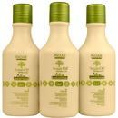 argan oil system trio kit (3 produtos)
