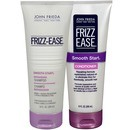 frizz-ease smooth start repairing duo kit (2 produtos)