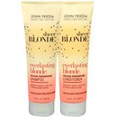 sheer blonde everlasting blonde colour preserving duo kit (2 produtos)