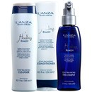 healing scalp balancing cleanser kit de tratamento (3 produtos)
