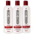 cabelos coloridos, com reflexo e luzes trio kit (3 produtos)