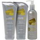 yellow off trio kit (3 produtos)