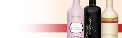 G Hair Escova Inteligente Alemã